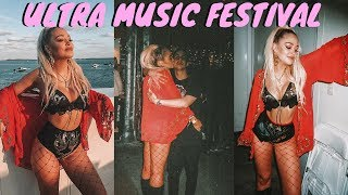 ULTRA MUSIC FESTIVAL WITH THE CHAINSMOKERS   Amy-Jane Brand Vlog