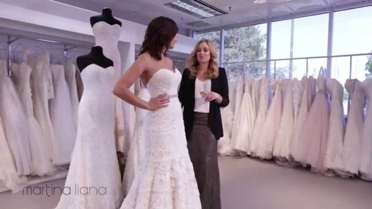Sophisticated Lace Wedding Dress Trend Series 3 Of 6 Youtube