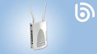 DrayTek AP-900 Airtime Fairness Introduction