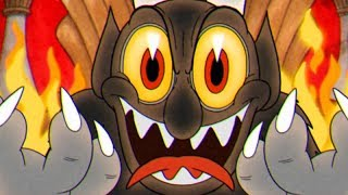 Cuphead final boss and ending 1080p 60fps