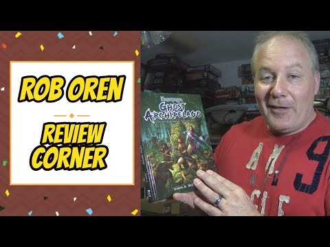 Review Corner - Frostgrave: Ghost Archipelago - YouTube