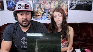 INTO THE STORM OFFICIAL TRAILER #1 REACTION!!!