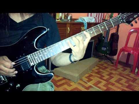 Khalifah - Lagu Untuk Adinda (Guitar Solo Cover)