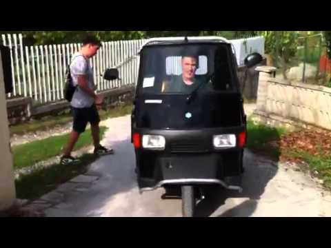piaggio ape 50 cross youtube. Black Bedroom Furniture Sets. Home Design Ideas