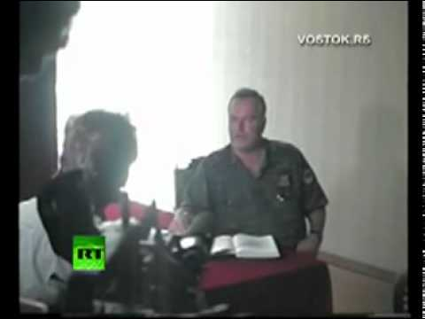 """I recognize only my own people's trial"": Mladic in long-suppressed interview"