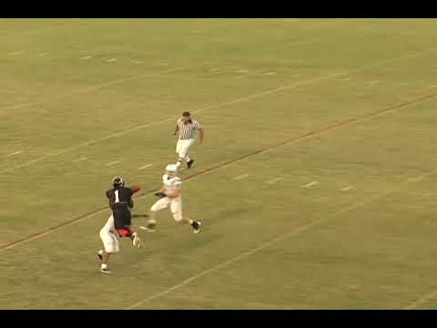 Mike Adams #2 QB / DB high school football highlights for recruiting Class of 2012
