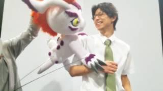 超進化ステージ「デジモンアドベンチャー tri. ~8月1日の冒険~」 8月5...