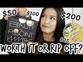 Opening Korean Mystery Boxes | Worth it or Rip off + Weird Shopping Storytime