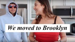 We Moved to Brooklyn! | NYC MOVING VLOG