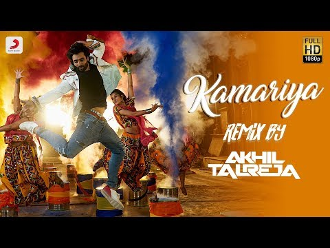 Kamariya Remix – Dj Akhil Talreja | Mitron | Jackky Bhagnani | Kritika Kamra | Darshan Raval Mp3