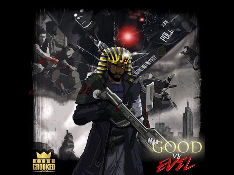 KXNG Crooked - Good vs Evil - Full Album - [2016]
