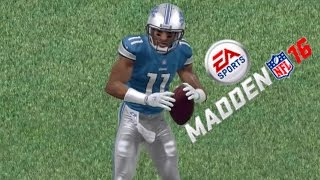 Madden 16 - The Stamina Glitch! Does This Happen To You? SLOWEST Punt Return Ever