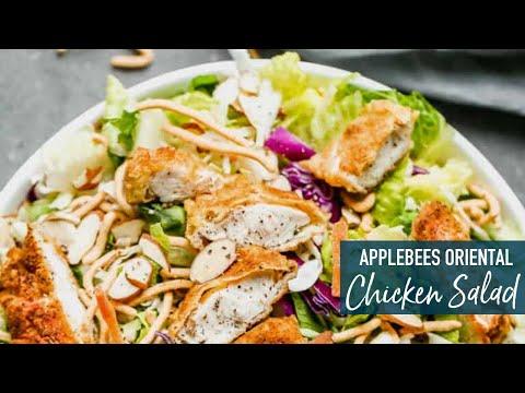 Applebee's Oriental Chicken Salad!