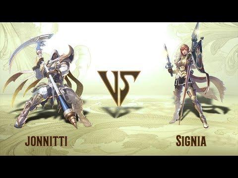 Jonnitti (Zasalamel) VS Signia (Hilde) - Ranked Set (14.12.2019)