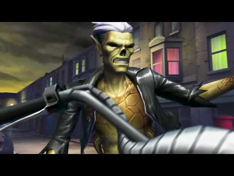 Iron Maiden: Legacy of the Beast - Introducing Wrathchild