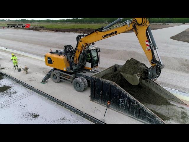 Pärnu lennuvälja liiklusala rekonstrueerimine ja angaari ehitamine