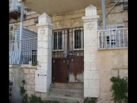 Buildings in Jerusalem that sport the Star of David