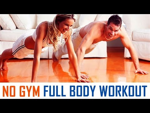 Full body Home workout | For Fat loss | No gym | India