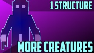 More Creatures in Minecraft 1.12 & 1.11 - Command Block Creation