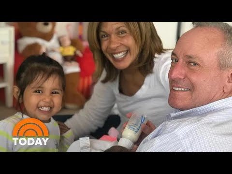 Hoda Shares How Her Definition Of Family Has Changed | TODAY