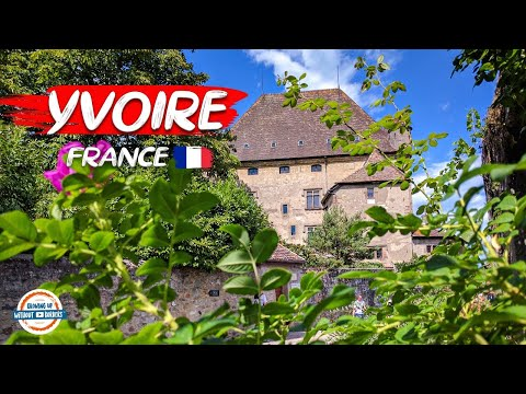 Yvoire - One of the most beautiful villages in France