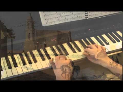 El Paso - Marty Robins - Piano