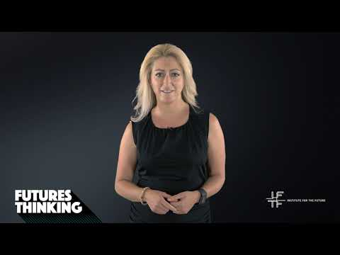 """Jane McGonigal and Institute for the Future: Free online course """"How To Think Like a Futurist"""""""