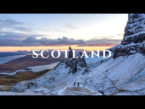 Scotland Roadtrip Van Life | Isle Of Skye & NC500 | #VisitScotland