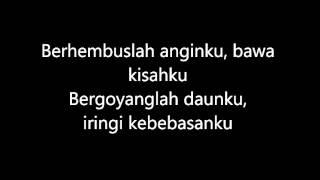 NUGIE - BURUNG GEREJA Lirik / Lyrics