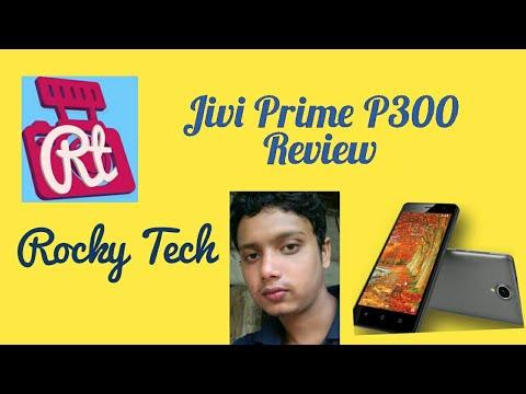 Jivi Prime P300 Short Review....
