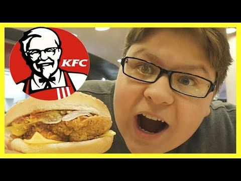 ❗️НОВЫЙ ЧИЗБУРГЕР в KFC