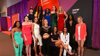 WNBA Draft 2019 Attendees Selection & Interview Recap