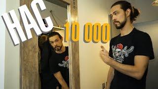 DIY ЗЕРКАЛО В СТИЛЕ ЛОФТ . ИТОГИ КОНКУРСА. НАС 10000!
