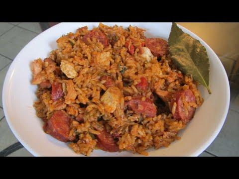 How To Make New Orleans Chicken And Sausage Jambalaya