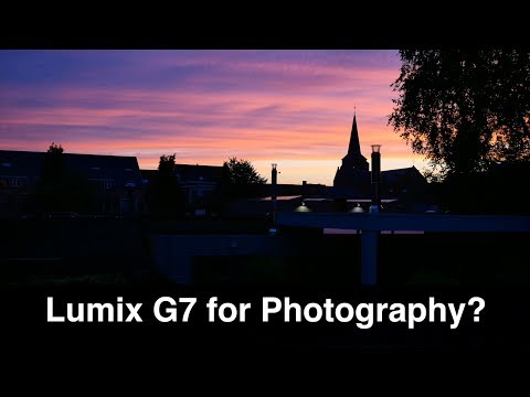 Is the Panasonic Lumix G7 Good for PHOTOGRAPHY?! Samples from Europe!