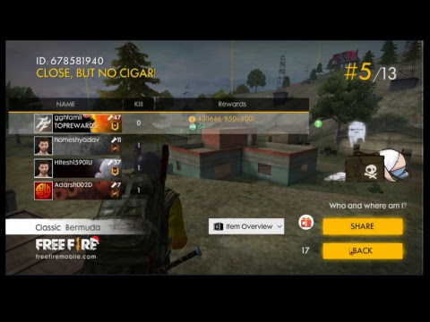 Free Fire & PUBG Tamil Live Streaming - GGH Tamil - Play Your Gain