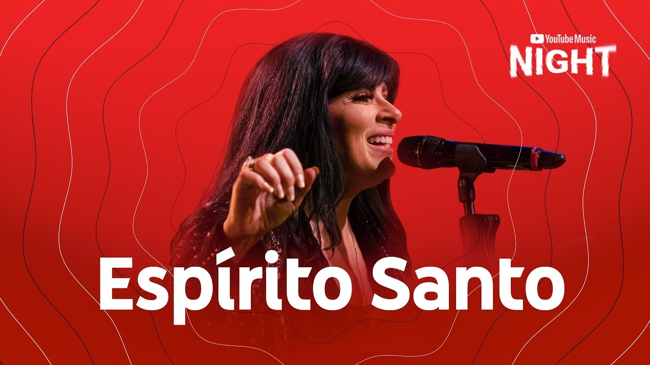 Fernanda Brum - Espírito Santo (Ao Vivo no YouTube Music Night)