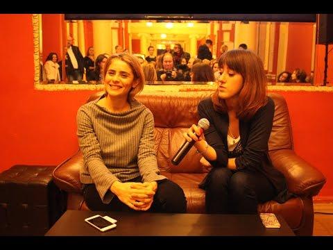 Greta Scarano  in St. Petersburg ( Russia ) -  Russia-Italia Film Festival, RIFF - 2016