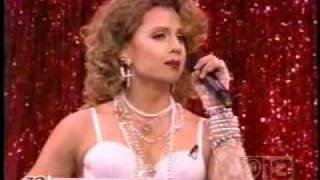 Venus D Lite on Ricki Lake 2003 (Madonna Impersonator)