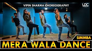 MERA WALA DANCE | SIMMBA | Vipin Sharma Choreography | Bollywood Dance for Beginners
