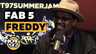 Fab 5 Freddy On Smoking Weed w/ Snoop Dogg & Biggie, Criminalization Of Marijuana + Yo! MTV Raps