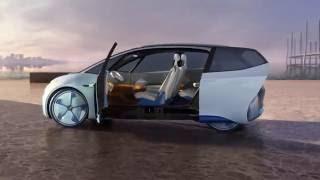 2016 Volkswagen I D  Concept