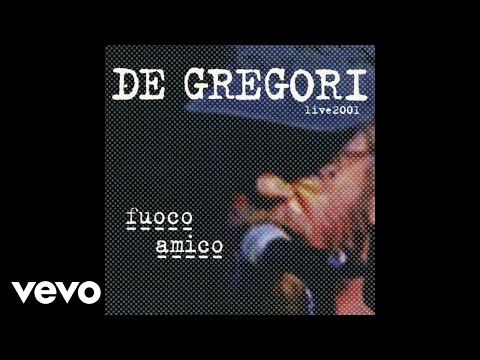 Francesco De Gregori - La casa di Hilde (Still/Pseudo Video Live 2001)