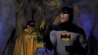 The Dark Knight: 1960s Version