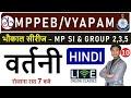 Gambar cover MP SI, GROUP-2, 3, 5 - Hindi - वर्तनी Vartani   Class by Shubham Tiwari