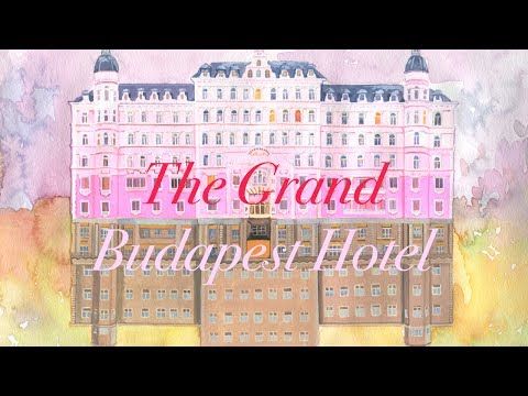 Period Drama Drama: The Grand Budapest Hotel