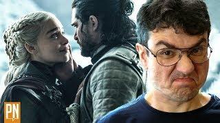 As INCOERÊNCIAS do último episódio de Game of Thrones | Sessão Pipoca #25
