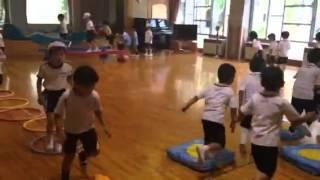 郡山ザベリオ学園幼稚園の自由選択活動