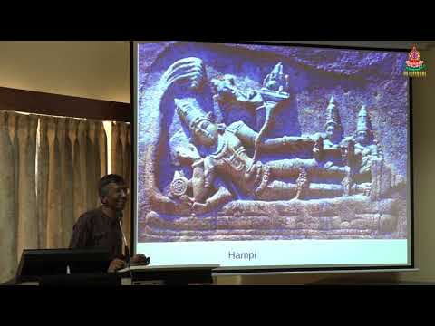 Beauty and Recursion in Indic Thinking by Prof. Kanchi Gopinath