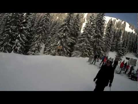 Skiën AU/Schoppernau